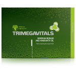 Trimegavitals Siberian borage and amaranth oil