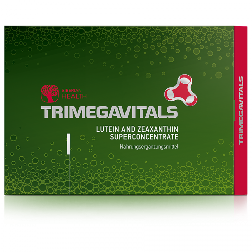 Trimegavitals Lutein and Zeaxanthin superconcentrate 500102